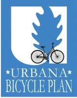 Urbana Bicycle Master Plan logo