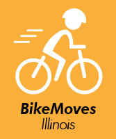 BikeMoves Illinois logo
