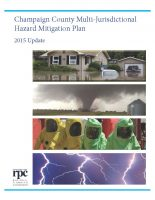 Champaign County Multi-Jurisdictional Hazard Mitigation Plan cover