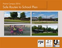 Prairie Campus / Dr. Williams Safe Routes to School Plan cover