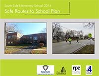 South Side Safe Routes to School Plan cover