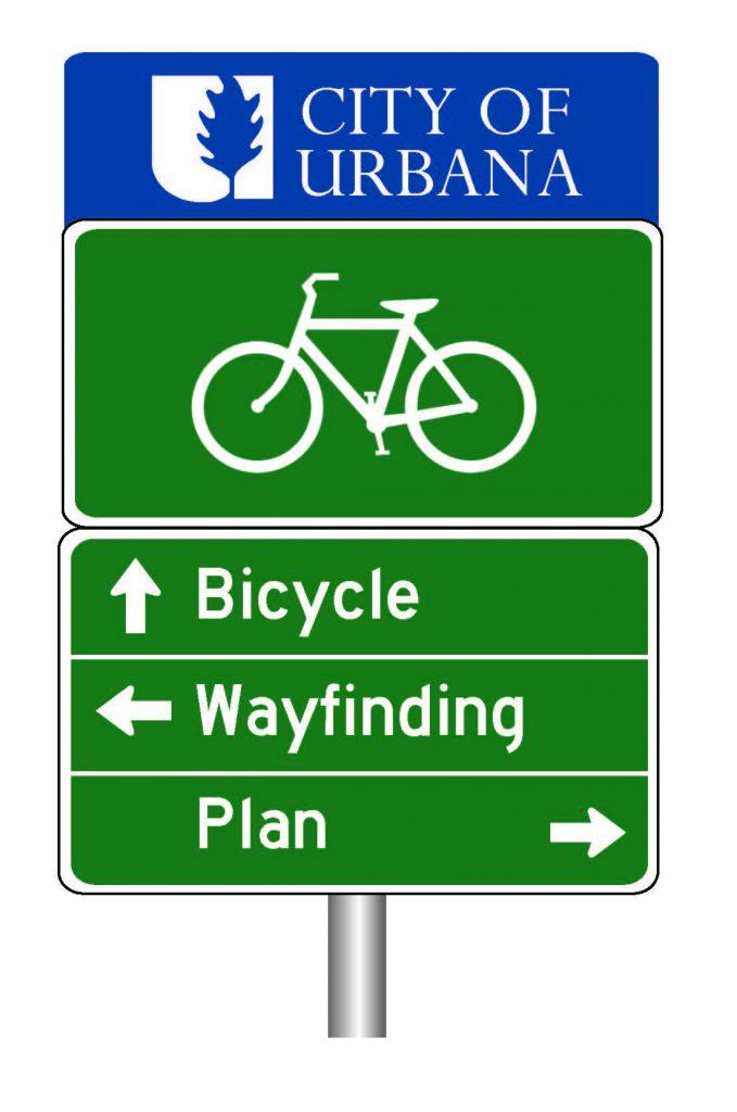 Bicycle Wayfinding Plan logo