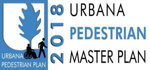 2018 Urbana Pedestrian Master Plan logo