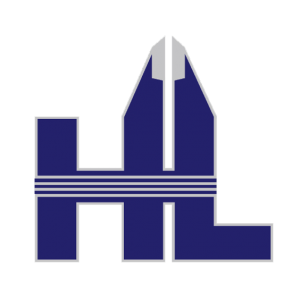 The HL Precision Manufacturing logo