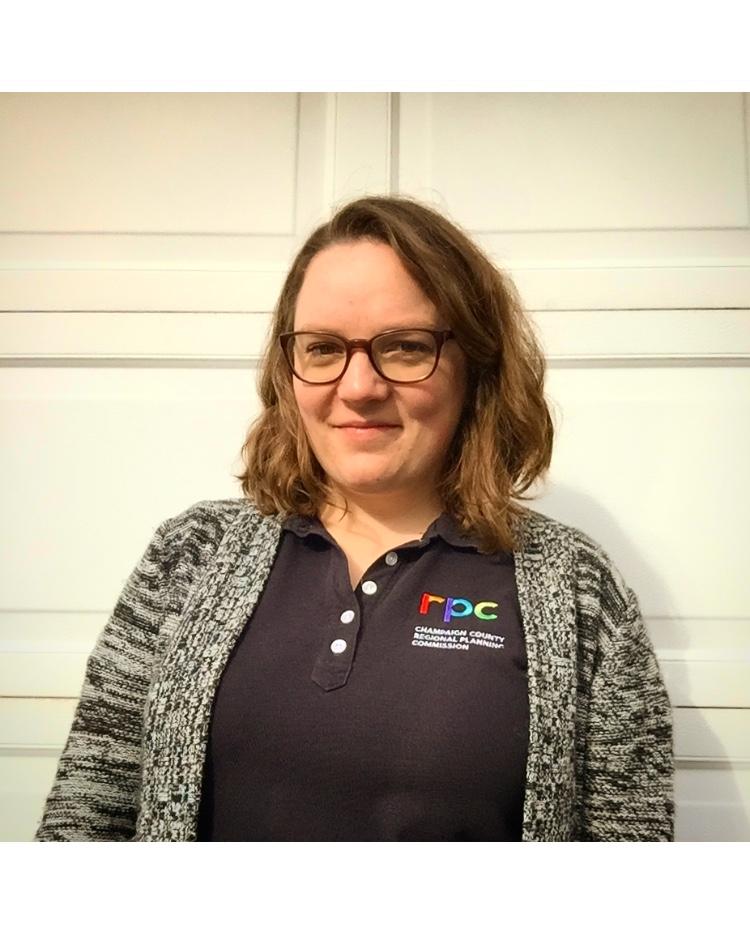 RPC staff member Annie Bruno