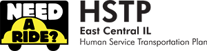 The Human Service Transportation Plan logo