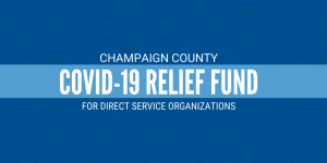 The COVID-19 Relief Fund logo