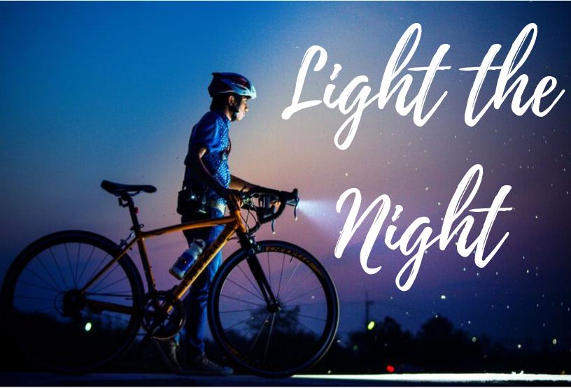 The 2020 Light the Night logo