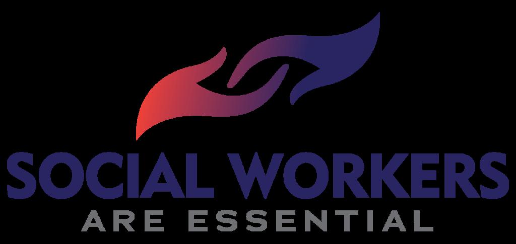 The 2021 Social Work Month logo