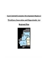 2016 WIOA Regional Plan Public Comment