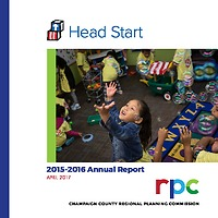 Head Start 2015-16 Annual Report