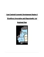 2017 WIOA Regional Plan Final