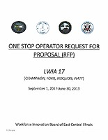 OSO RFP – bid 9-1-17 thru 6-30-19