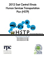 Region 8 Human Services Transportation Plan 2012