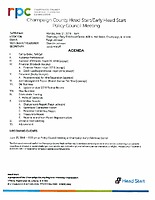 Policy Council meeting Packet 2018-05-21