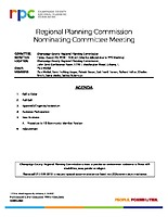 RPC Nominating Committee Agenda – 082418