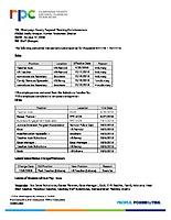 14) HR Report