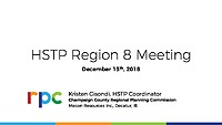 HSTP Meeting Presentation 12/13/2018