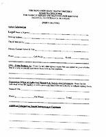 SMTD Contract Pt. 1 & 2