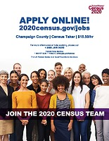 Champaign County Census Taker Information