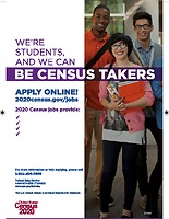 Student Census Taker Information