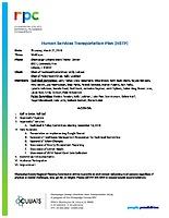 HSTP Agenda Packet 03-21-2019