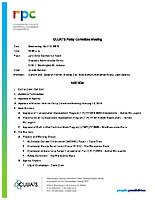 April 10, 2019 CUUATS Policy Committee Meeting Agenda
