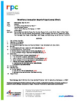 May 15, 2019 Workforce Innovation Board Board Agenda and Packet