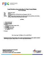 May 14, 2019 Workforce Innovation Youth Committee Meeting Agenda and packet