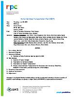 HSTP Agenda Packet 06-20-2019