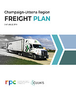 Champaign-Urbana Region Freight Plan July 22 2019 Draft