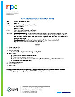 HSTP Agenda 09-12-2019