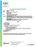HSTP Agenda Packet 09-12-2019