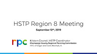 09-12-2019 HSTP Meeting Presentation