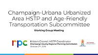10-02-2019 C-U Urbanized Area Presentation