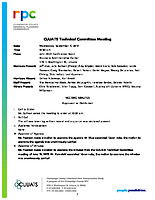 September 4, 2019 CUUATS Technical Committee Approved Meeting Minutes