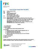 HSTP Agenda 12-12-2019