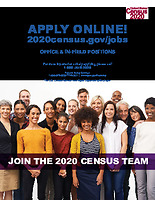 U.S. Census – Apply Online