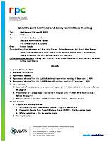 CUUATS February 12, 2020 Joint Meeting Agenda