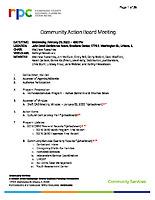 2020.02.26 CAB Meeting Agenda