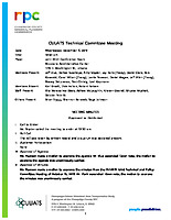 December 4, 2019 CUUATS Approved Technical Committee Meeting Minutes