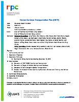 HSTP Agenda Packet 03-19-2020