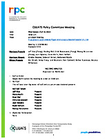 April 8, 2020 CUUATS Approved Policy Committee Meeting Minutes