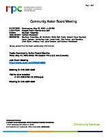 2020.05.27 DRAFT CAB Meeting Packet