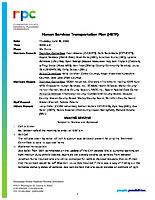 June 18, 2020 HSTP Draft Meeting Minutes