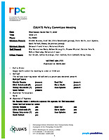 September 9, 2020 CUUATS Policy Committee Approved Meeting Minutes