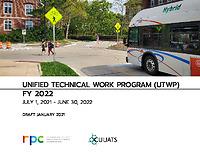 DRAFT FY 2022 Report UTWP