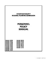 Personnel Policies (6.20.21)