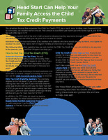 Head Start Can Help Your Family Access the Child Tax Credit Payments