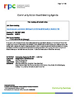 2021 09 22 CAB Meeting Packet